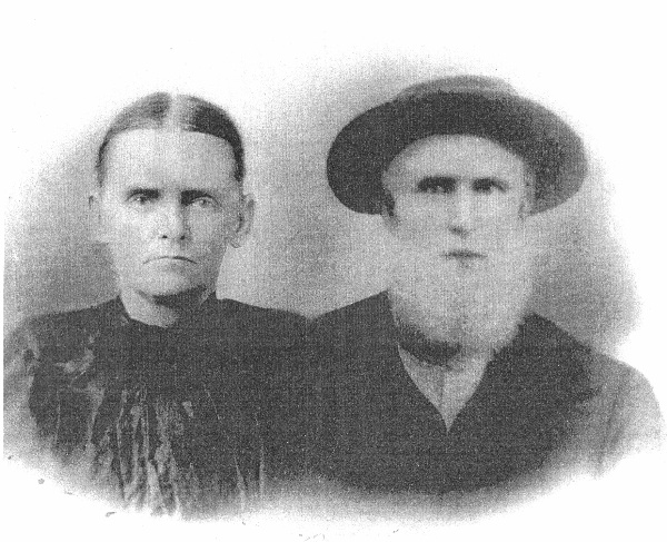 Margaret McDearmid Williams & Lucius L. Williams