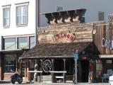 Saloon in Cayucos, CA