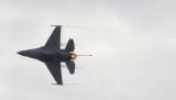 F-16 maneuvers