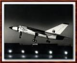 AVRO Arrow - night flight