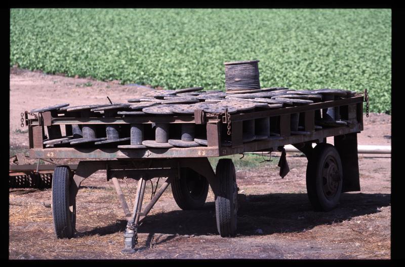 guadalupe farm cart