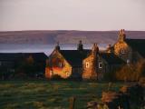 Sunrise over Clifton, Yorkshire