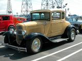1931 Ford Coupe - 2nd Walmart show March 1, 2003