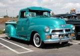 1954 Chevy Pickup - 2nd Walmart show March 1, 2003