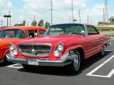 1962 Chrysler 300 - 2nd Walmart show March 1, 2003