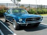 1965 Mustang - 2nd Walmart show March 1, 2003