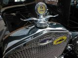 Ford Model A with Motometer (thermometer)