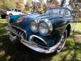 1959 or 60 Corvette