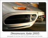 Dreamcars Asia Motorshow 2005