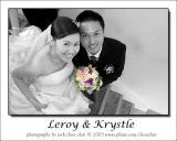 Leroy & Krystle