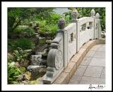 Bridge at Chinese pavilion
