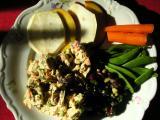 change/choice/my mom's plate