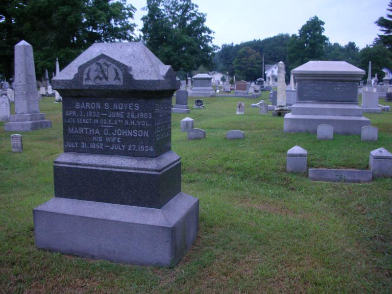 West Pleasant St Cemetery