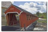 Riverwalk Covered Bridge
