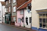 Shops and Cottages at Sheringham