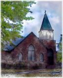 Church on the corner