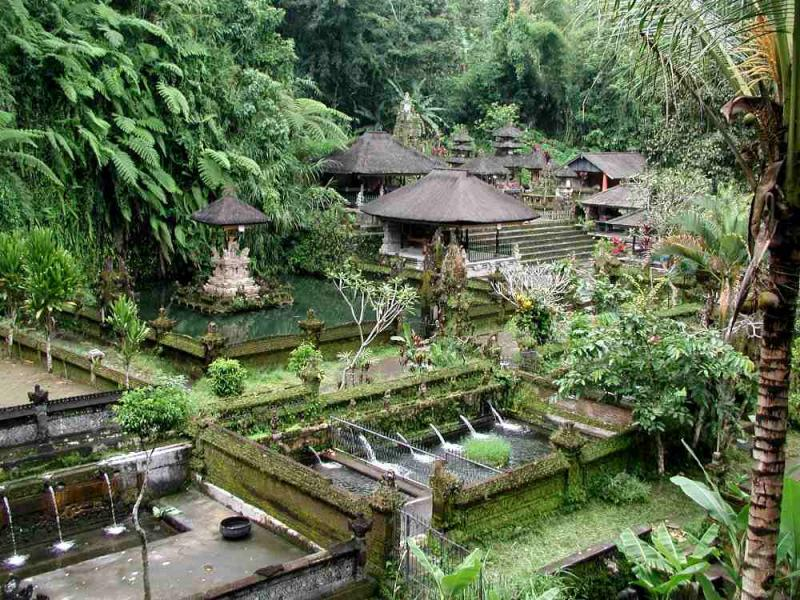Templo Ubud