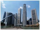 Singapore River view I