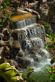 Waterfall at the Phoenician