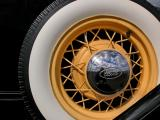 Old Ford spare tire