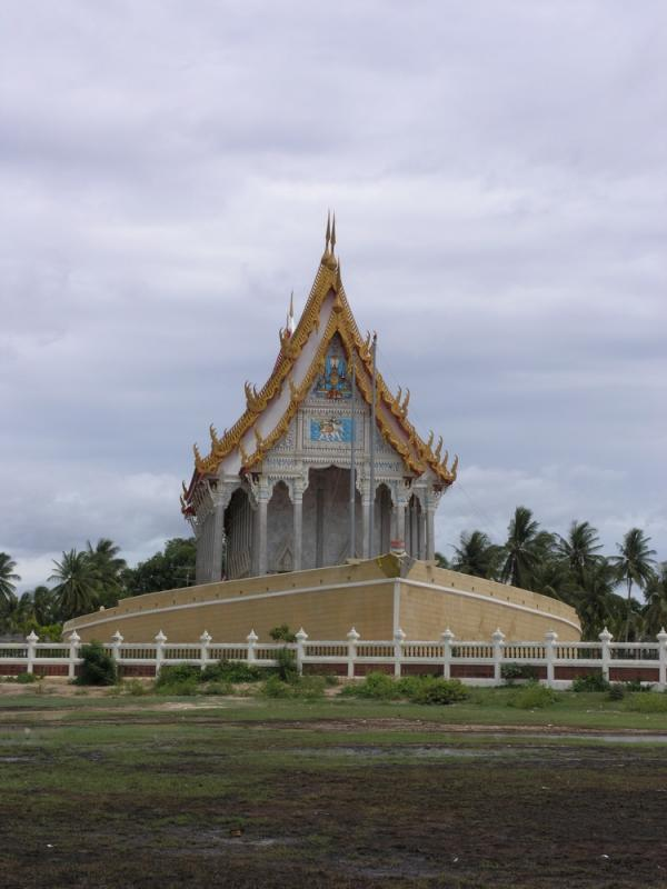 Wat Tanord Loueng - North of Cha-Am