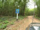 Mae Khamin Waterfall - Going there Rural Road No. 6043