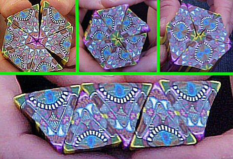 11th hour cane kaleidoscoped