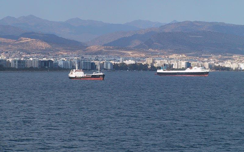 Limassol from the Princesa Marissa
