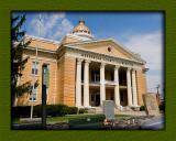 Historic Courthouse on Main Street, Hendersonville
