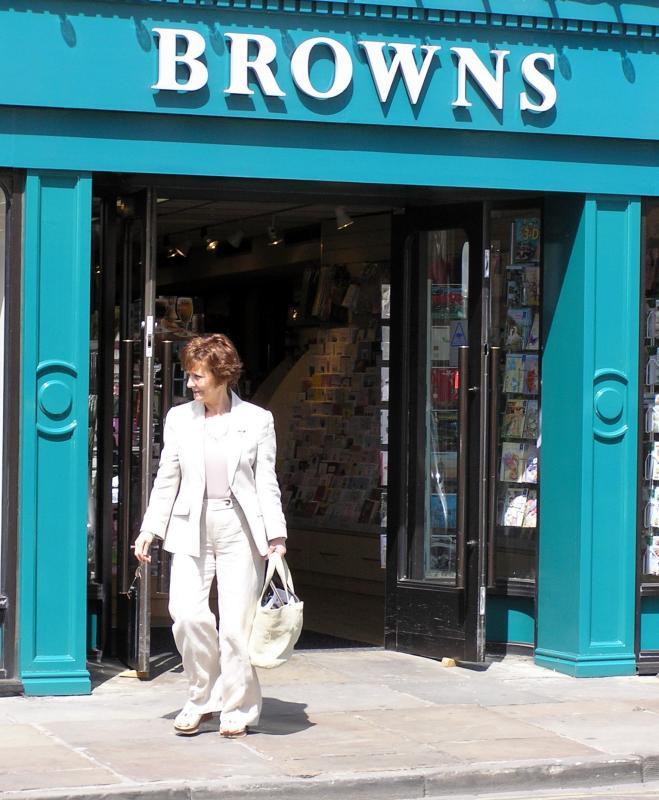 York - Lady Brown