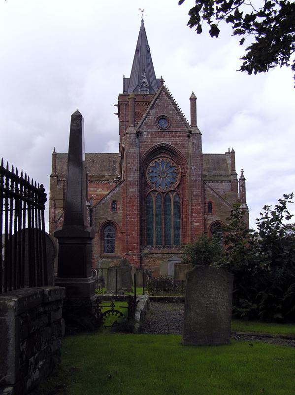 St Magnus Church - Kirkwall