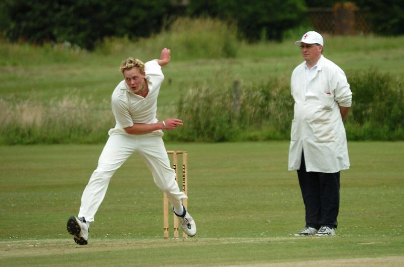 Cricket at Ockley