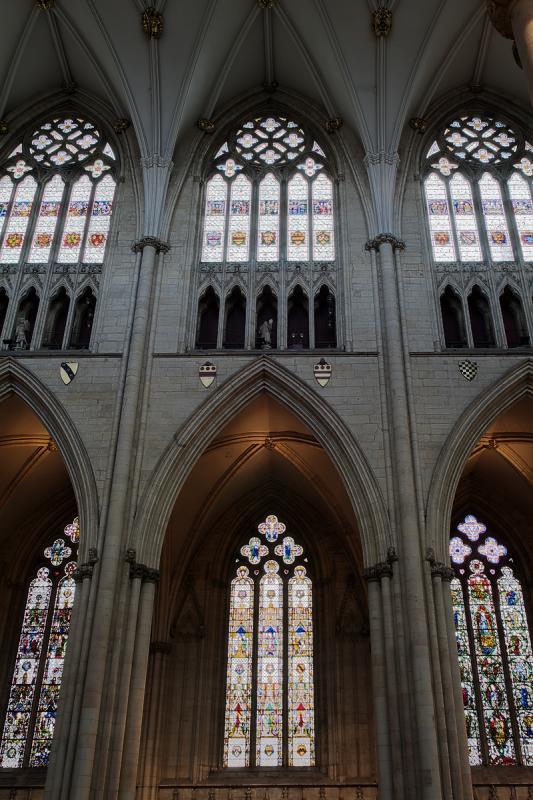 Inside The York Minster #9