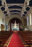Inside the St. Mary's Church
