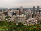 Lookout from Parc Mont-Royal