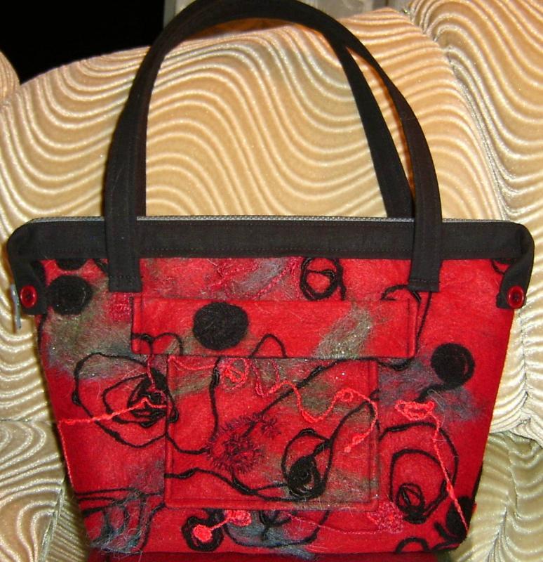 Embellished Purse Back