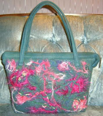 Waterlily Bag Back