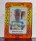 My Sponsored Child::World Vision