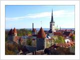 The City of Tallinn, Estonia