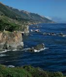 Big Sur Coastal Vista
