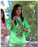 Chinese Folk Dancer