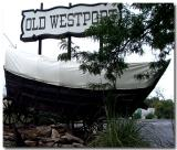 Covered Wagon In Westport
