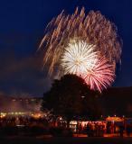 Canada Day Fireworks Quidi Vidi Lake, St. John's NL 010