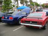 2005 GT and 1969 Sportsroof Side by Side