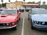 1969 and 2005 Ponys