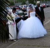 Wedding in New Orleans City Park