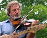 Fiddler in the Cajun Band