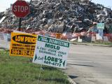 Pontchartrain Blvd. and Veterans Blvd. Dumping Site