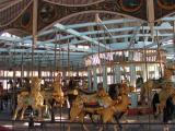 Antique Carousel or Flying Horses-October 21