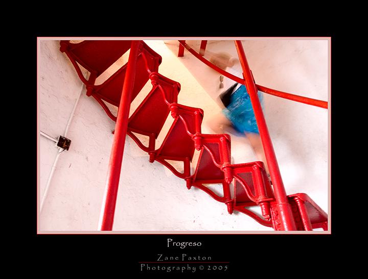 El Faro Stair